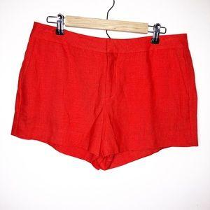 Joie Linen Leiden Shorts SIze 10